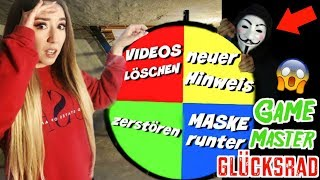 MYSTERY GLÜCKSRAD CHALLENGE mit GAME MASTER (wer kann)