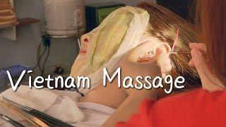 베트남 귀청소👂 + 마사지🖐 2시간 풀코스|ASMR|Vietnam Ear Cleaning + Massage for 2 hours