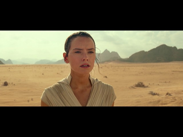 Star Wars: Episodio IX – Tráiler Oficial