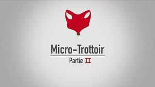 Mode Sans Fourrure // Micro-Trottoir [PARTIE II]