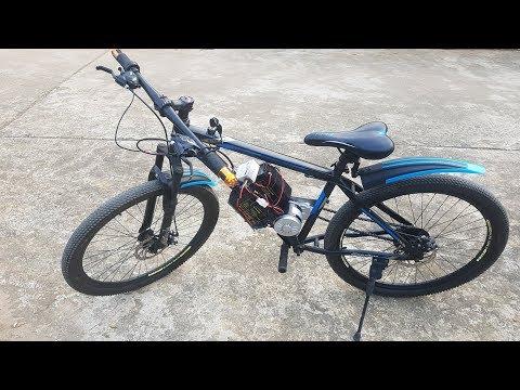 Bicicleta eléctrica DIY