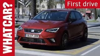 Seat Ibiza 2017 review | What Car? first drive