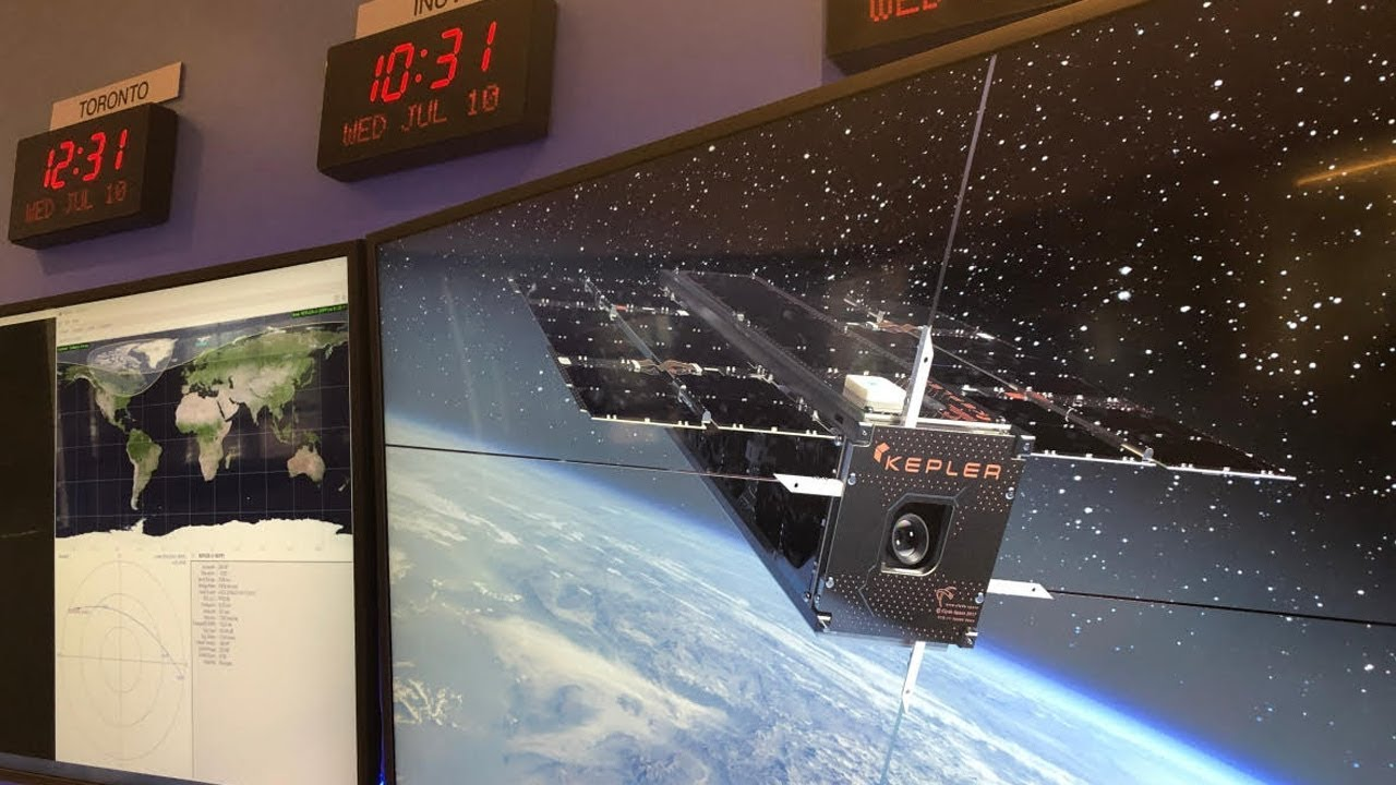 Canadian companies look to cash in on booming space industry