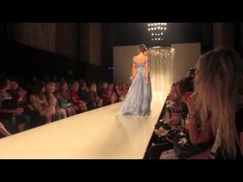 Tony Ward Couture - Alta Roma Fashion Show