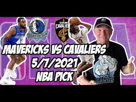 NBA Betting Pick: Dallas Mavericks vs Cleveland Cavaliers 5/7/21 Free NBA Pick and Prediction