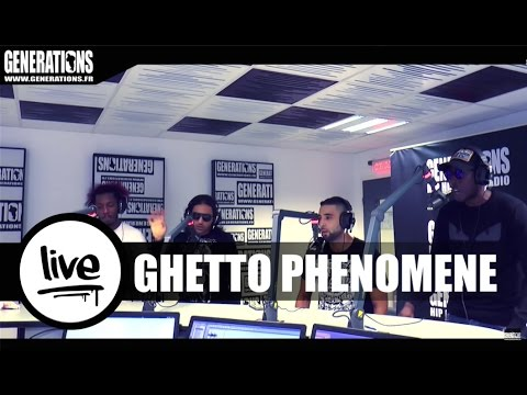 ghetto phenomene soulever