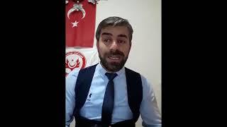 Halk Özel Harekat Başkanı Fatih Kaya dan Açıklama.