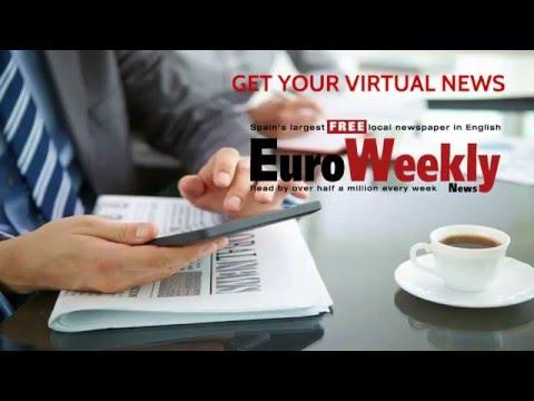 Euro Weekly News - Virtual Newspaper