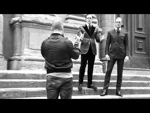 ANGELO GALASSO AW Forever Campaign - Backstage