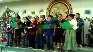 We Wish you a Merry Christmas (Navajo)