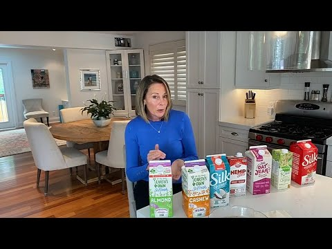 Comparing 7 of the most popular non-dairy milks on the market