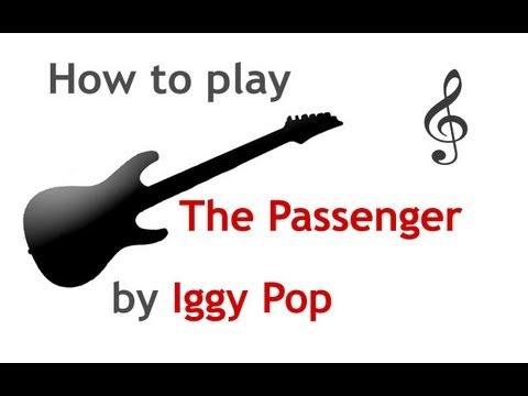 The Passenger guitar lesson, with chords - guitarguitar.net - YouTube