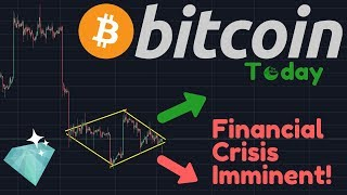 Bitcoin Diamond Breakout? | Binance Jersey | This Chart Says Financial Crisis Is Imminent!!
