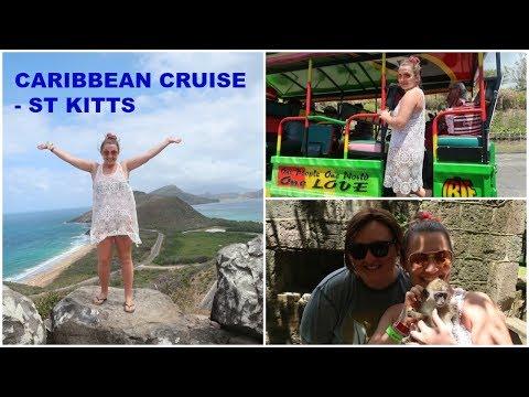 Caribbean Cruise - St Kitts!