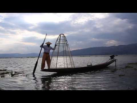 Inle Lake,Myanmar ทะเลสาปอินเล พม่า