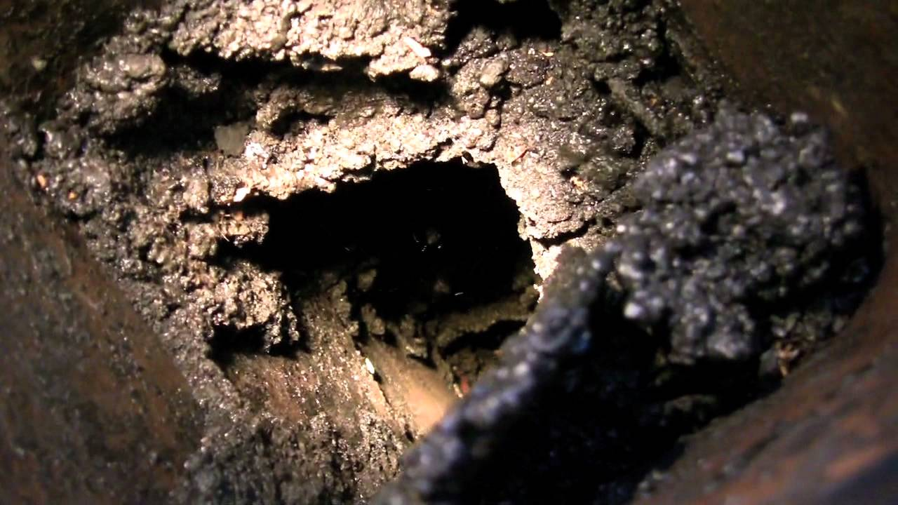 If you burn wood and are wondering if you should clean your chimney... WATCH THIS VIDEO!!! You won