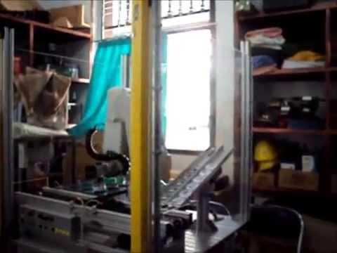 Robot Berlengan Teknik Elektro Undiksha (http://ee.undiksha.ac.id/)