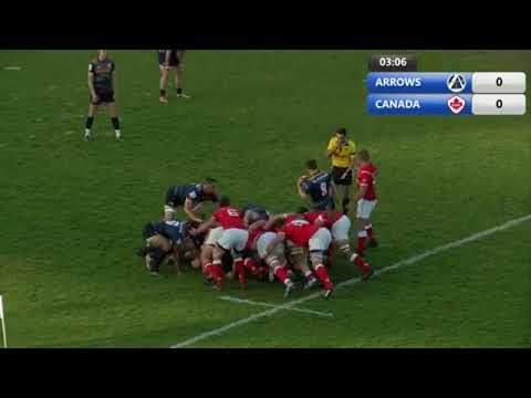Ontario Arrows | Arrows vs. Canada Selects - Full Match (May 18, 2018)