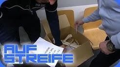 Knochen und Drohbrief auf der Polizeiwache! | Auf Streife | SAT.1