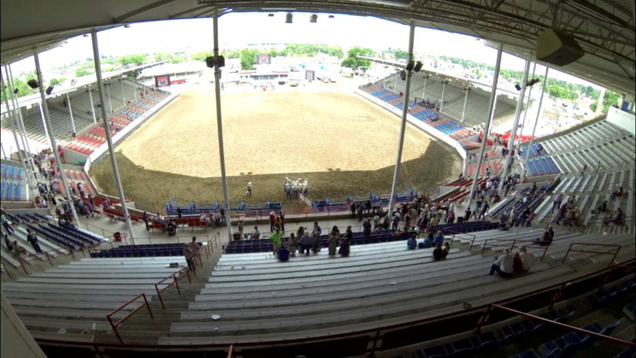 Saturday At The Greeley Stampede Youtube