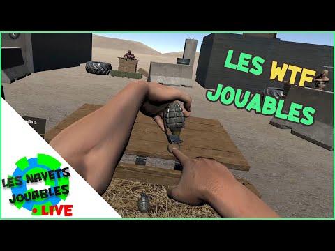 Les WTF Jouables - Hand Simulator - Partie 2