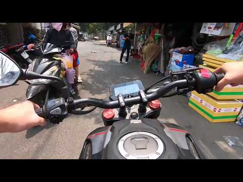 Chi tiết và giá bán Honda CB150R 2021 | Chạy thử và cảm nhận khi chạy honda CB150R 2020