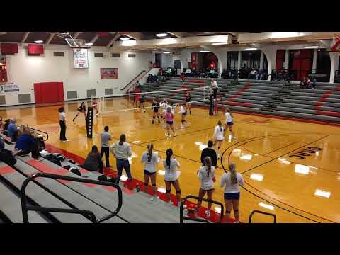 SWIC vs Rend Lake Set 5; 17 Oct 18