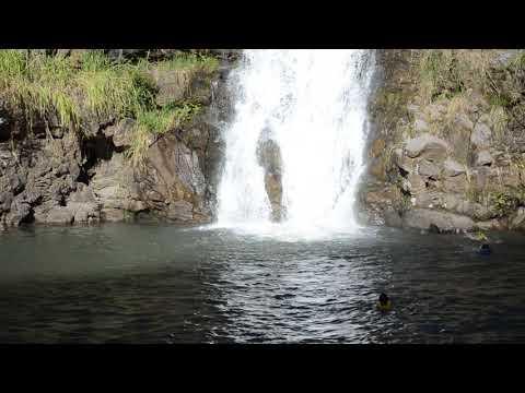 Hawaii Waterfall 112818