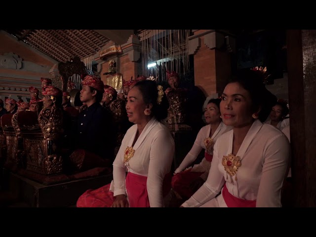 Tari Lambang Sari A Tribute To Pura Gunung Sari 27 Aug 2017 Di BALERUNG Stage Peliatan