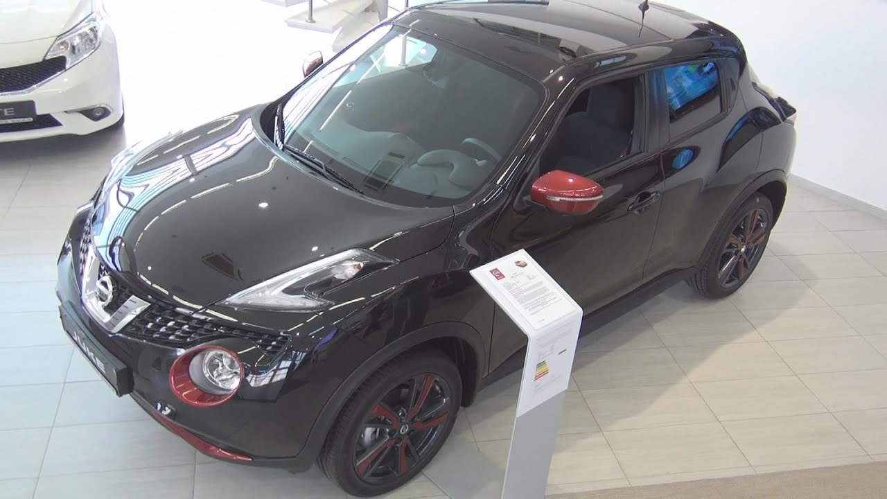 nissan juke acenta premium 1 2 dig t exterior and interior. Black Bedroom Furniture Sets. Home Design Ideas