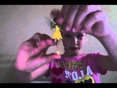 Kinder Joy серии Феи Диснея
