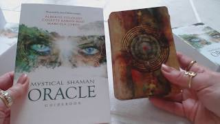Traceyhd's Review Of The Mystical Shaman Oracle Deck