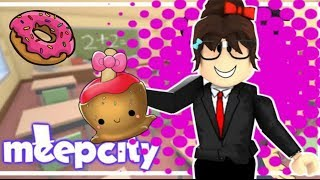 CREATE CARAMELOS IN MEEPCITY SCHOOL - ROBLOX (ROLEPLAY)