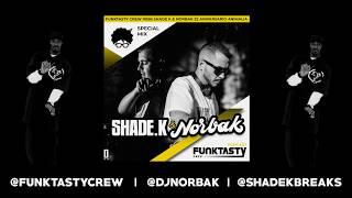 SHADE K vs NORBAK @ 22 Aniversario Animalia - Sala B3 (Sevilla) [08/12/2018]
