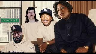 7 Mile OGs Eddie, Moross, Tiesha & Rick the Mullet Man initiate public outreach in Detroit