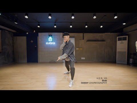H.E.R., YG - Slide | Danny Choreography