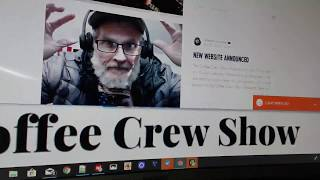 Coffee Crew Show - Live Feed News and More As We Surf Together