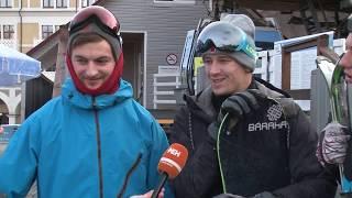 В Красной Поляне началась активная подготовка к горнолыжному сезону. Новости Эфкате