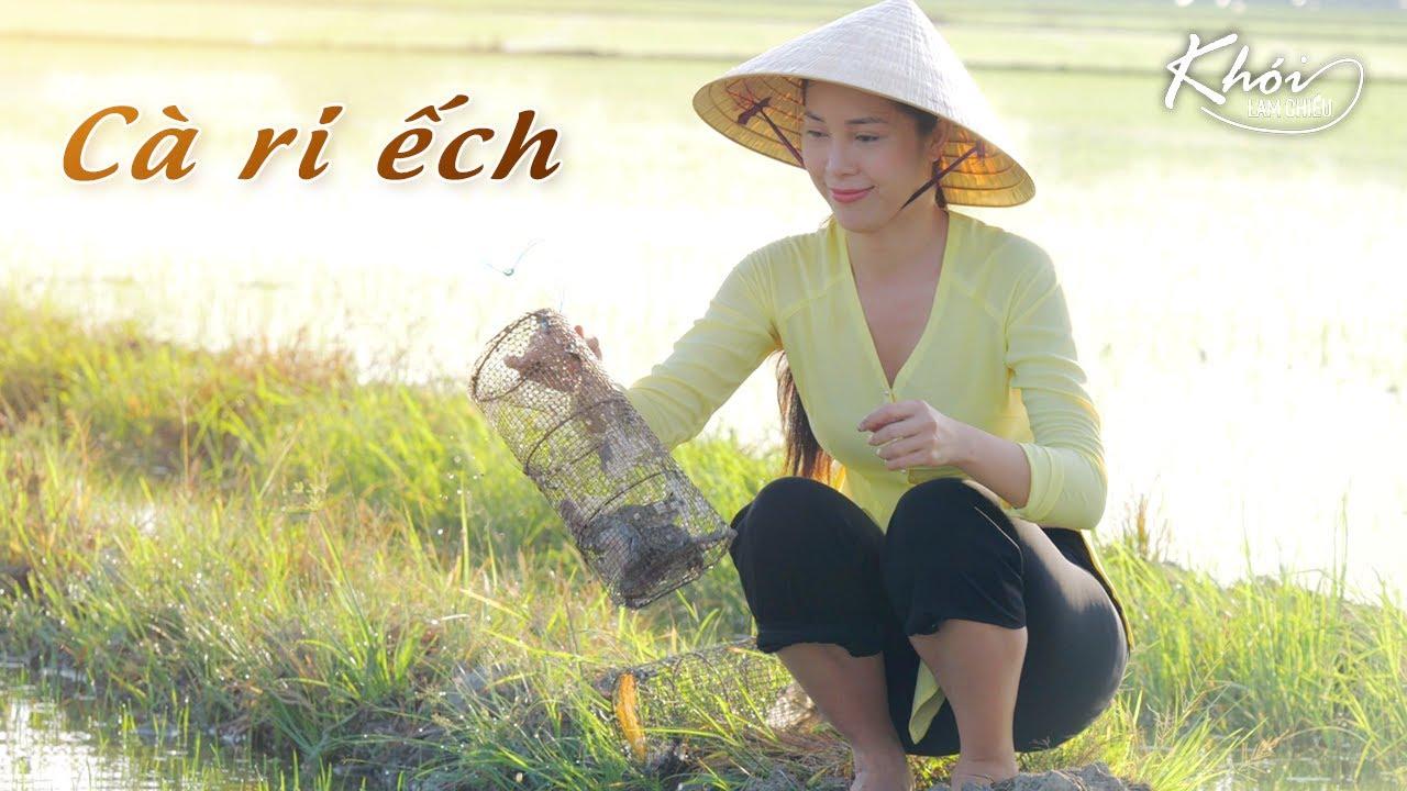 Cà ri ếch đậm đà hương miền tây - Khói Lam Chiều #32   Vietnamese Frog Curry recipe in south area