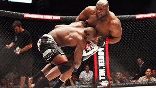 Bobby Lashley (USA) vs Bob Sapp (USA) | MMA Fight HQ