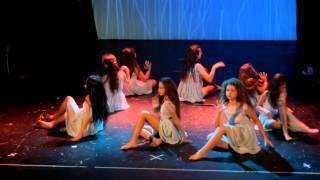 Coreografía Titanium - Little Dancers
