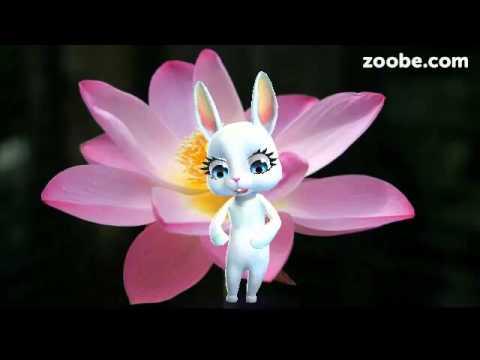 ZOOBE зайка Поздравление с 1 Апреля - Как поздравить с Днем Рождения