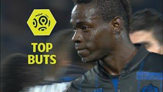 Top buts 17ème journée - Ligue 1 Conforama / 2017-18
