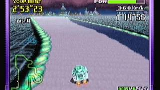 F- Zero Maximum Velocity,  Gameplay