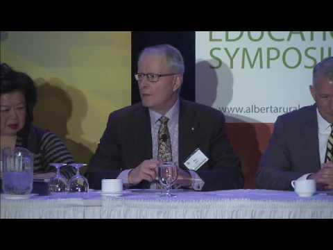 Alberta Rural Education Symposium Deputy Ministers Panel