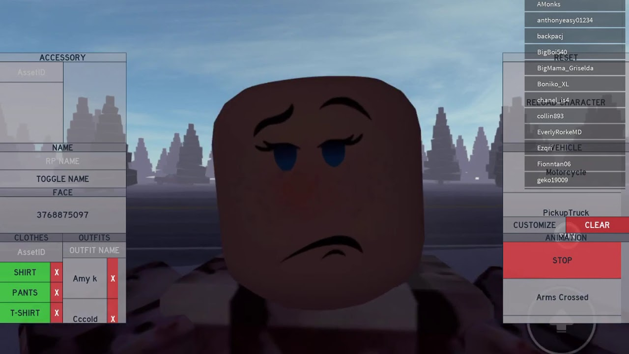 Roblox Ids Faces