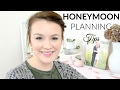 HONEYMOON PLANNING TIPS | Wedding Planning Series
