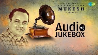 Mukesh Birthday Special | Najarna  Jaam Chhalkavine | Audio Jukebox