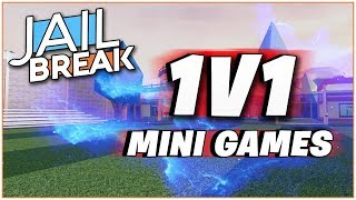 Roblox Jailbreak Live!🔴|1v1 Mini Game! 🔥| Who is the Best Player?! 🤔| Come Join us! 😄💖