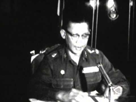 วันนี้ในอดีต ๑๘ ธันวาคม ๒๕๐๗ การฝึก รัชตพล ๐๘ ที่หอประชุมกองทัพบก
